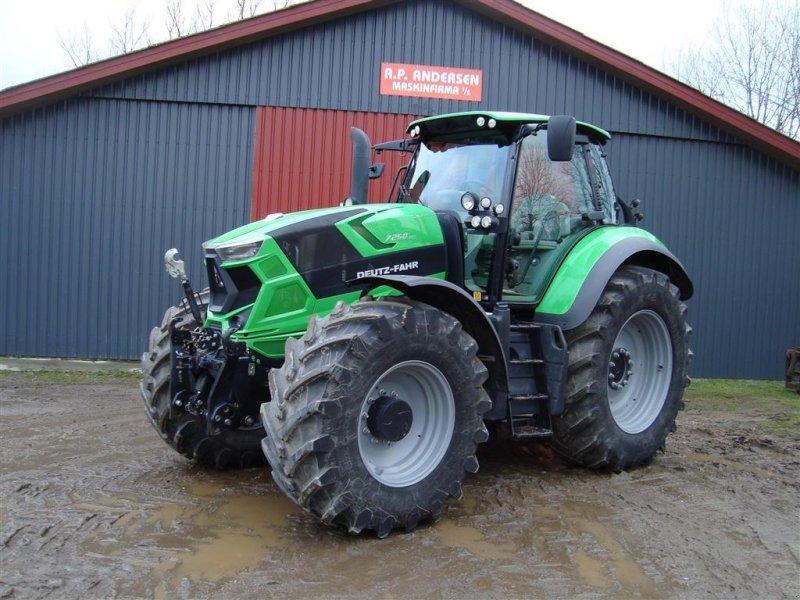 Traktor des Typs Deutz-Fahr Agrotron 7250, Gebrauchtmaschine in Brørup (Bild 1)