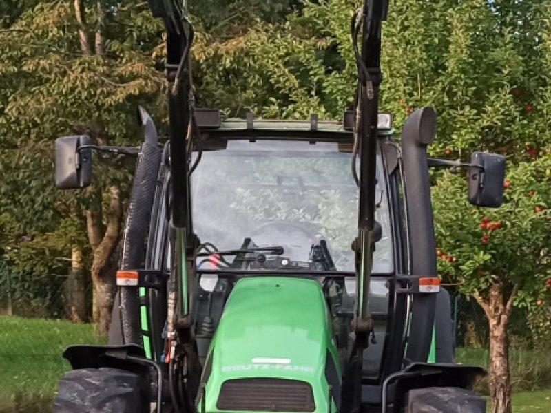 Traktor des Typs Deutz-Fahr Agrotron 85 MK 2, Gebrauchtmaschine in Unterweid (Bild 1)