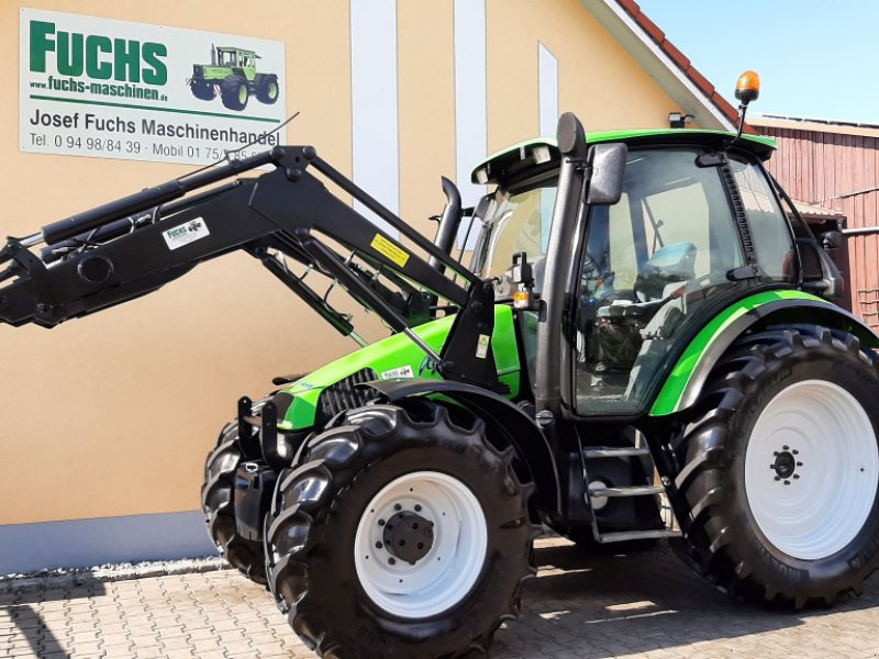 Traktor типа Deutz-Fahr Agrotron 85 MK3 mit Top-Ausstattung, Gebrauchtmaschine в Laaber (Фотография 1)