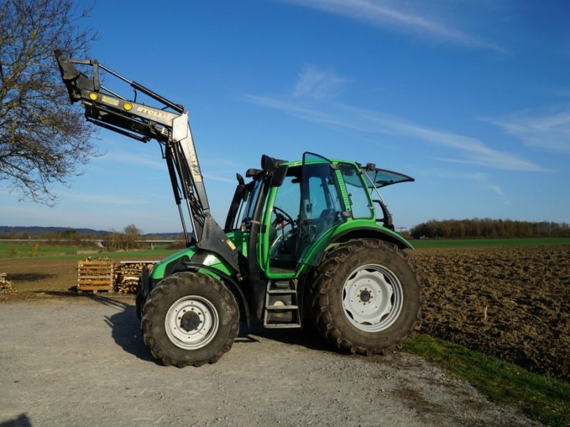 Traktor a típus Deutz-Fahr Agrotron 85, Gebrauchtmaschine ekkor: Satteldorf (Kép 1)