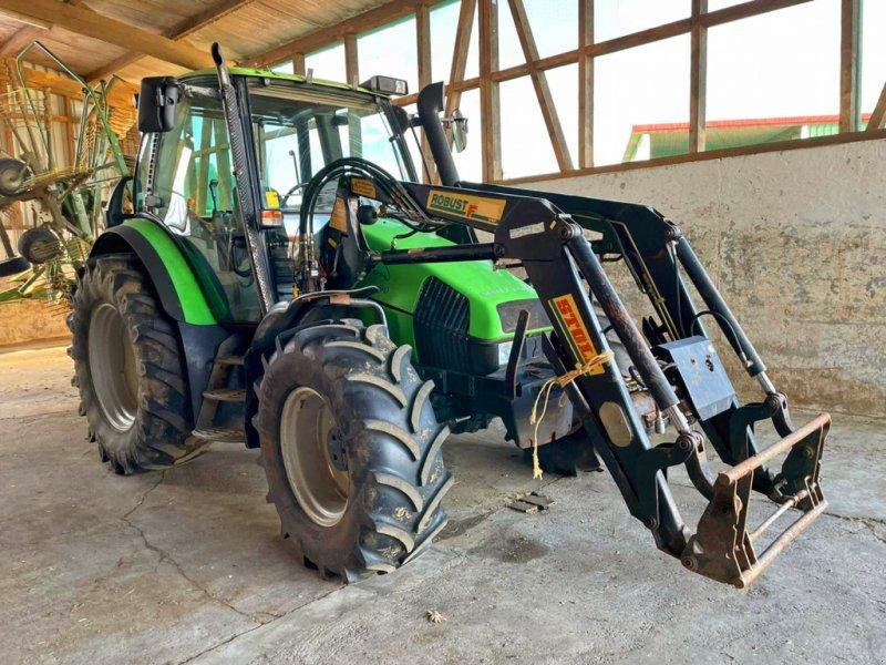 Traktor типа Deutz-Fahr Agrotron 90+Frontlader, Gebrauchtmaschine в Kutenholz (Фотография 1)