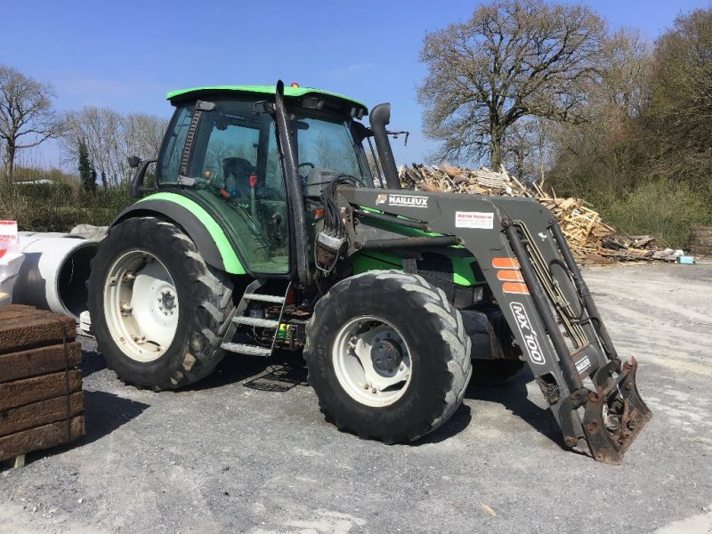 Traktor des Typs Deutz-Fahr AGROTRON 90 MK3, Gebrauchtmaschine in Courcy (Bild 1)