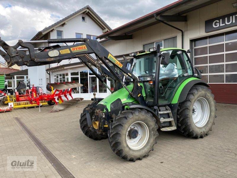 Traktor a típus Deutz-Fahr Agrotron 90, Gebrauchtmaschine ekkor: Gammertingen-Kettenacker