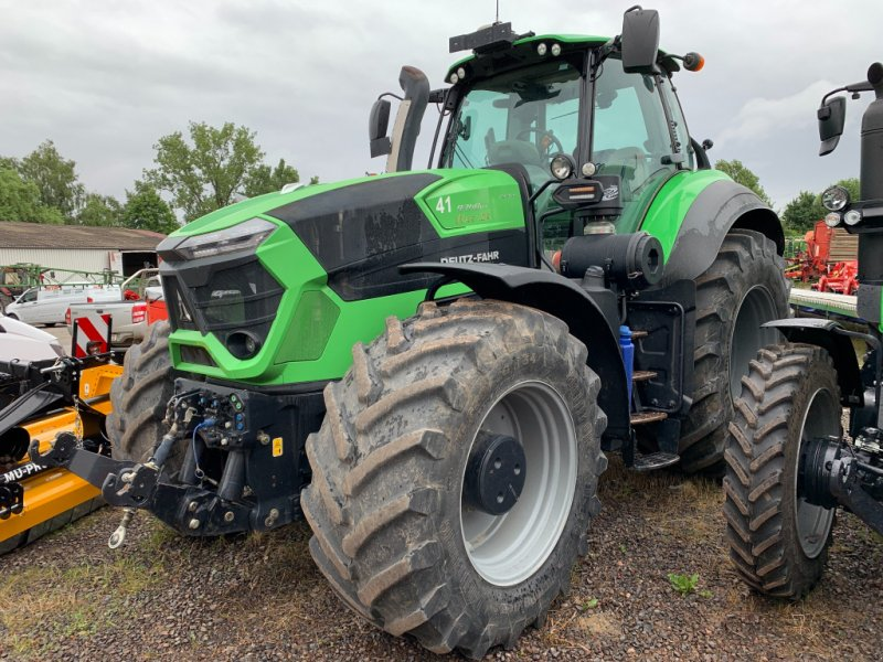 Traktor des Typs Deutz-Fahr Agrotron 9340 TTV, Gebrauchtmaschine in Dannstadt-Schauernheim (Bild 1)