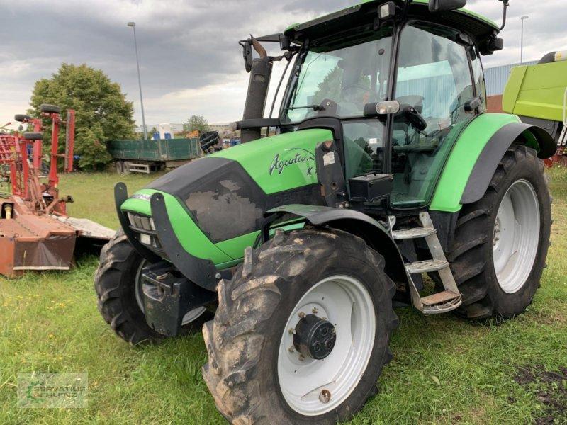 Traktor des Typs Deutz-Fahr Agrotron K 100, Gebrauchtmaschine in Rittersdorf (Bild 6)