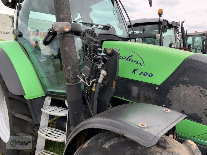 Traktor des Typs Deutz-Fahr Agrotron K 100, Gebrauchtmaschine in Rittersdorf (Bild 5)