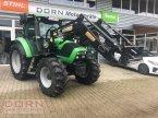 Traktor des Typs Deutz-Fahr Agrotron K 100 in Bruckberg