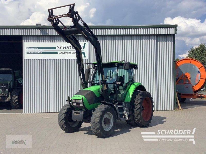 Traktor des Typs Deutz-Fahr AGROTRON K 100, Gebrauchtmaschine in Schwarmstedt (Bild 1)