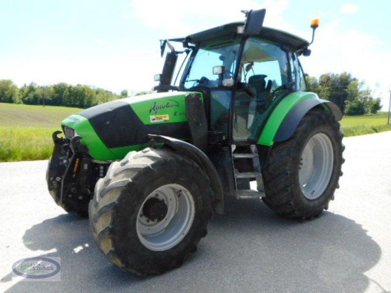 Traktor типа Deutz-Fahr Agrotron K 110 Premium Plus, Gebrauchtmaschine в Münzkirchen (Фотография 1)