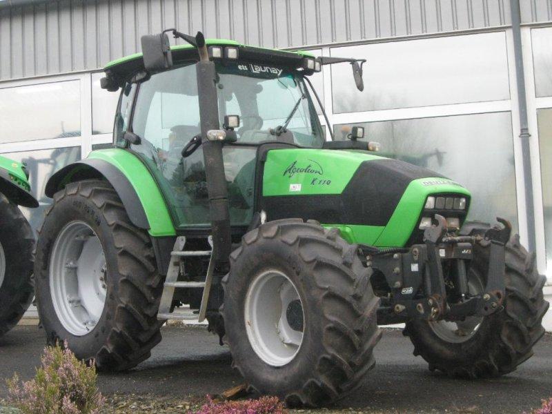 Traktor του τύπου Deutz-Fahr Agrotron K 110 Profiline, Gebrauchtmaschine σε BRECE (Φωτογραφία 1)