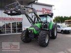 Traktor des Typs Deutz-Fahr Agrotron K 110 in Erbach / Ulm