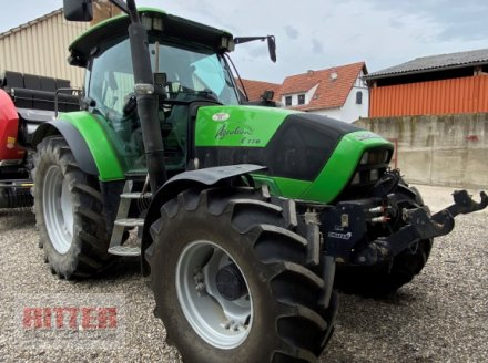 Traktor типа Deutz-Fahr Agrotron K 110, Gebrauchtmaschine в Zell a. H. (Фотография 1)