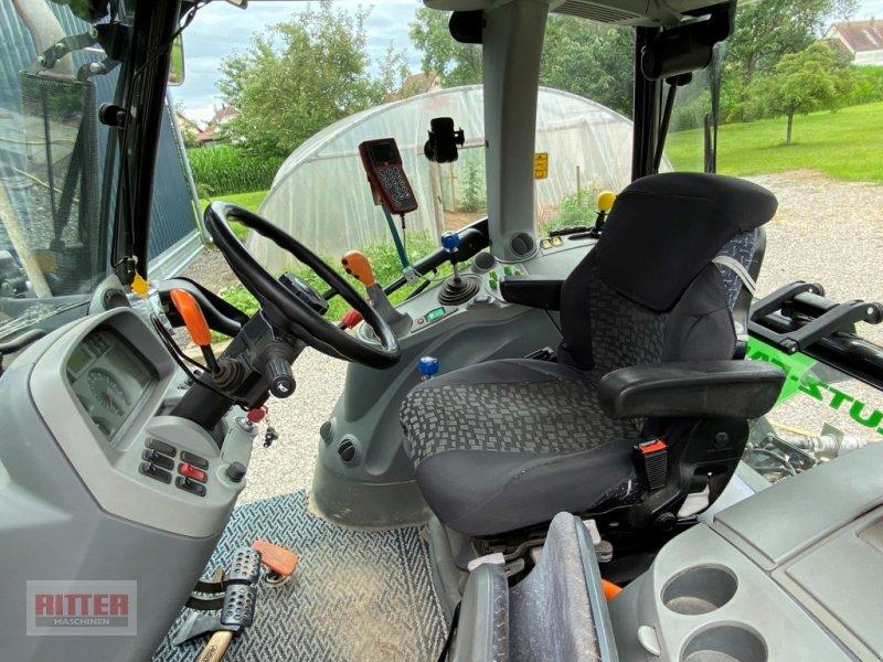 Traktor типа Deutz-Fahr Agrotron K 110, Gebrauchtmaschine в Zell a. H. (Фотография 3)