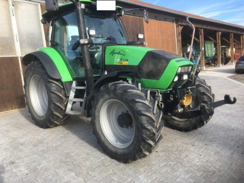 Traktor du type Deutz-Fahr Agrotron K 110, Gebrauchtmaschine en Rossbach-Wald (Photo 1)