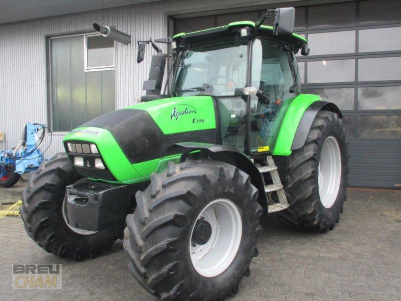 Traktor типа Deutz-Fahr Agrotron K 110, Gebrauchtmaschine в Cham (Фотография 1)