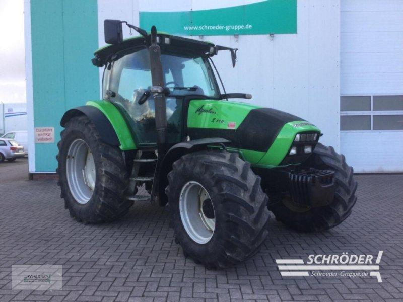 Traktor des Typs Deutz-Fahr AGROTRON K 110, Gebrauchtmaschine in Westerstede (Bild 1)