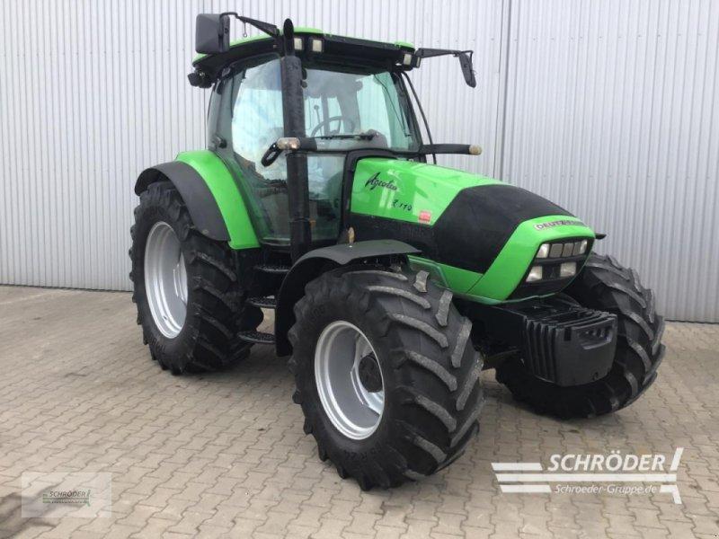 Traktor des Typs Deutz-Fahr AGROTRON K 110, Gebrauchtmaschine in Wildeshausen (Bild 1)