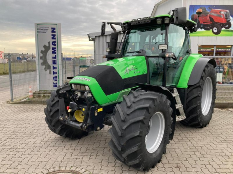 Traktor tipa Deutz-Fahr Agrotron K 110, Gebrauchtmaschine u Stuhr (Slika 1)