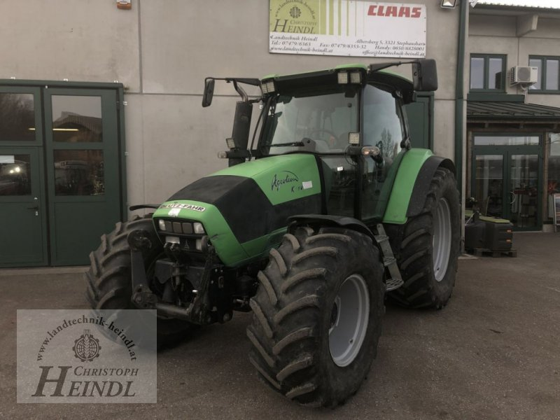 Traktor des Typs Deutz-Fahr Agrotron K 110, Gebrauchtmaschine in Stephanshart (Bild 1)