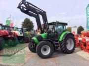 Traktor des Typs Deutz-Fahr Agrotron K 120 ProfiLine Vollausstattung 50 km/h!, Gebrauchtmaschine in Dinkelsbühl