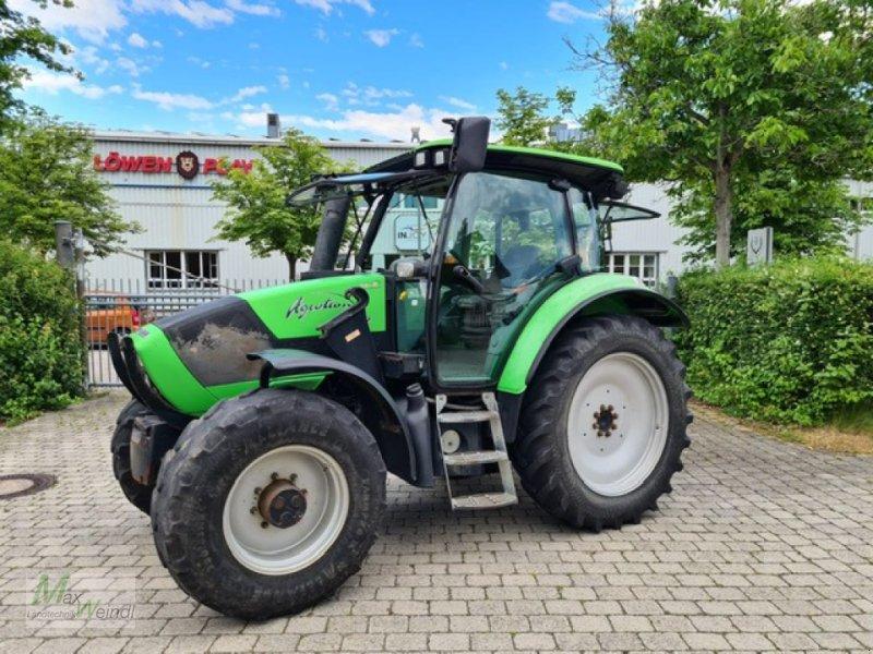 Traktor des Typs Deutz-Fahr Agrotron K 120 Profiline, Gebrauchtmaschine in Markt Schwaben (Bild 1)