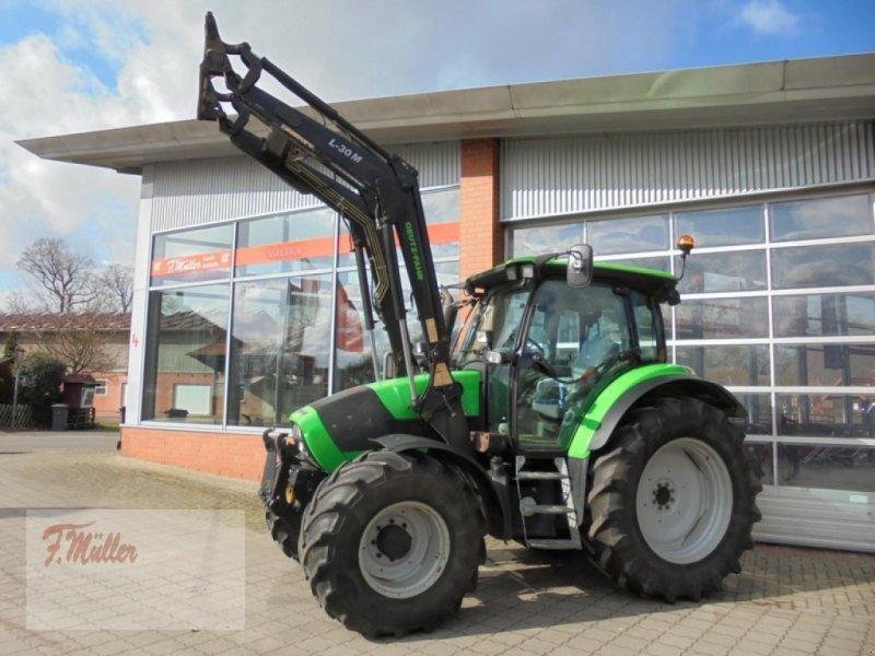 Traktor des Typs Deutz-Fahr AGROTRON K 120, Gebrauchtmaschine in Taaken (Bild 1)