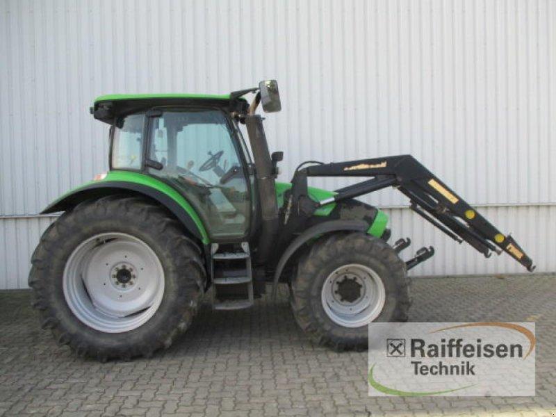 Traktor des Typs Deutz-Fahr Agrotron K 120, Gebrauchtmaschine in Holle (Bild 2)