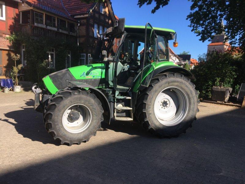 Traktor des Typs Deutz-Fahr Agrotron K 120, Gebrauchtmaschine in Sibbesse (Bild 1)