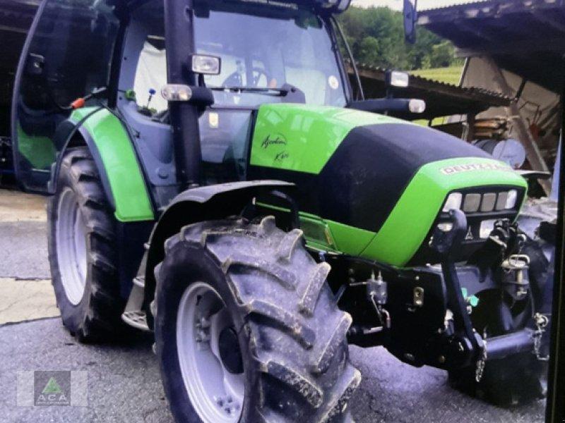 Traktor des Typs Deutz-Fahr Agrotron K 410 Premium, Gebrauchtmaschine in Markt Hartmannsdorf (Bild 1)