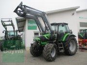 Traktor des Typs Deutz-Fahr Agrotron K 420 TTV, Gebrauchtmaschine in Schönau b.Tuntenhausen