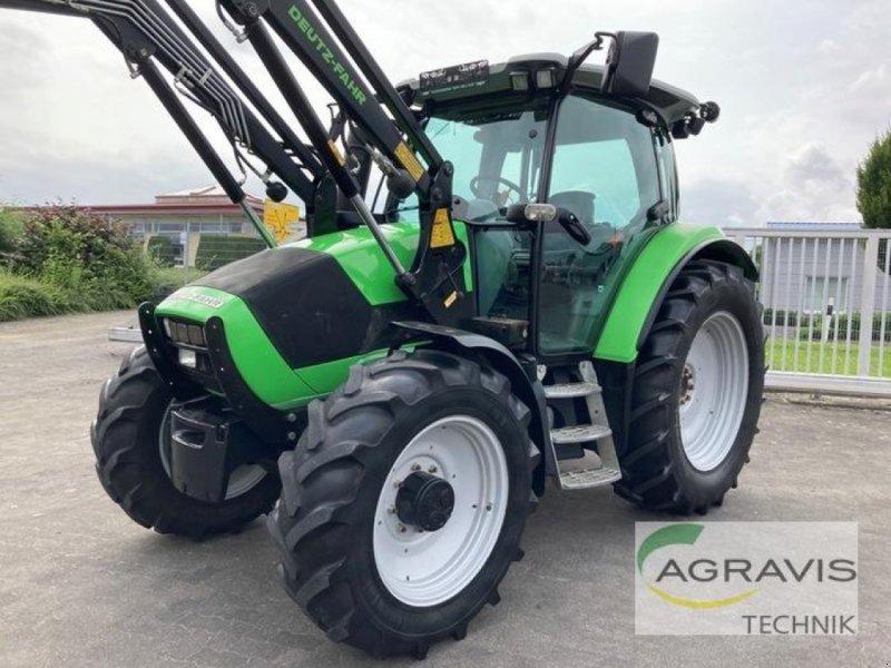 Traktor des Typs Deutz-Fahr AGROTRON K 420, Gebrauchtmaschine in Olfen  (Bild 1)