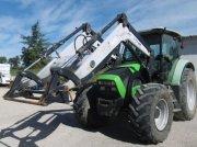 Traktor a típus Deutz-Fahr AGROTRON K 420, Gebrauchtmaschine ekkor: CALMONT