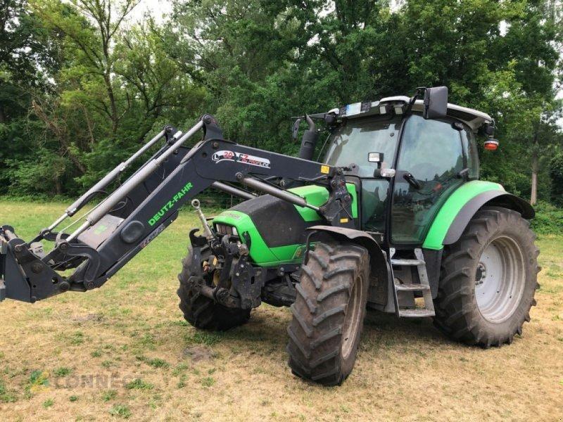 Traktor типа Deutz-Fahr Agrotron K 420, Gebrauchtmaschine в Sonnewalde (Фотография 1)