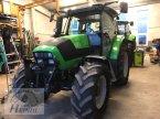 Traktor des Typs Deutz-Fahr Agrotron K 420 in Inning
