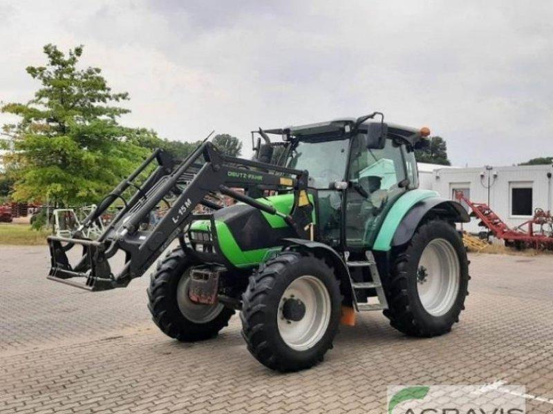 Traktor des Typs Deutz-Fahr AGROTRON K 430, Gebrauchtmaschine in Calbe / Saale (Bild 1)
