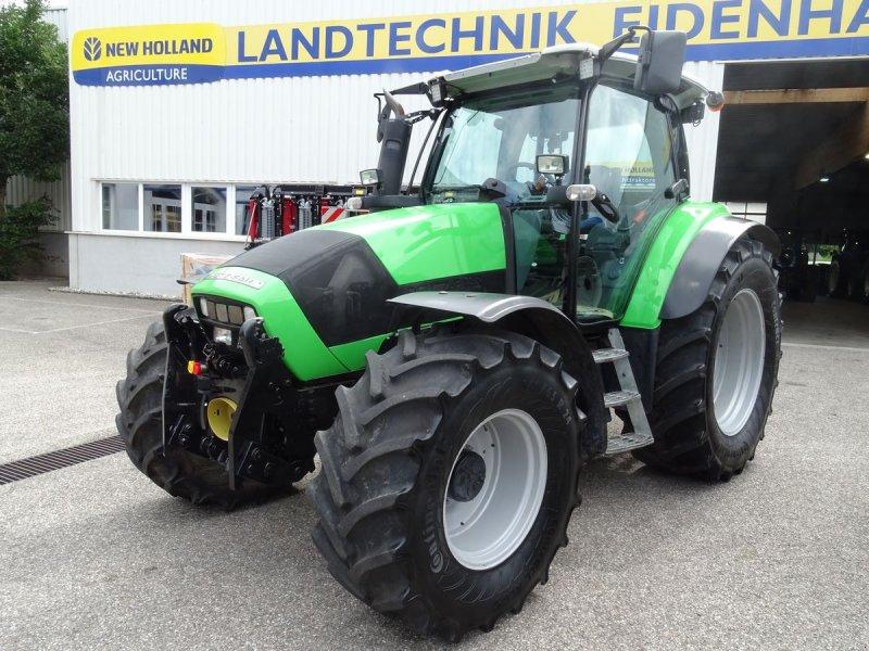 Traktor des Typs Deutz-Fahr Agrotron K 610 Premium, Gebrauchtmaschine in Burgkirchen (Bild 1)