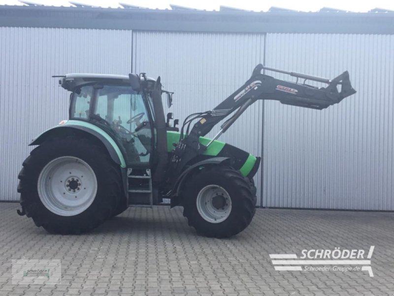 Traktor des Typs Deutz-Fahr AGROTRON K 610, Gebrauchtmaschine in Lastrup (Bild 1)