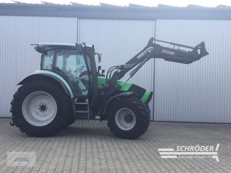 Traktor tipa Deutz-Fahr AGROTRON K 610, Gebrauchtmaschine u Holdorf (Slika 1)