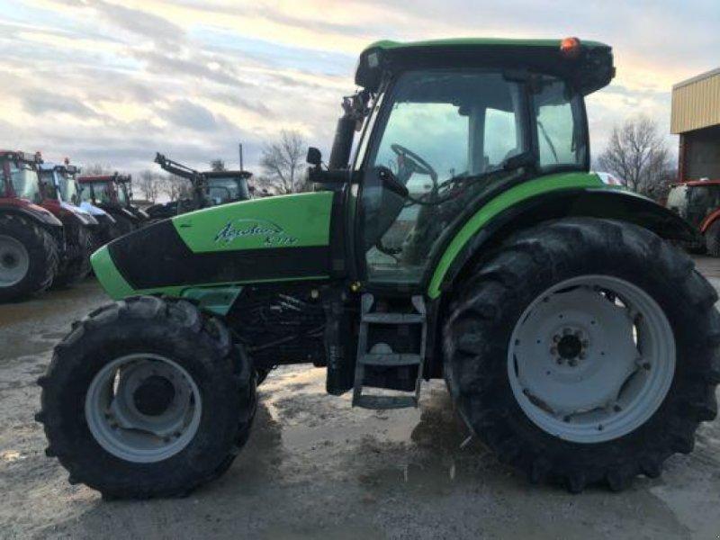 Traktor des Typs Deutz-Fahr AGROTRON K110, Gebrauchtmaschine in Revel (Bild 1)