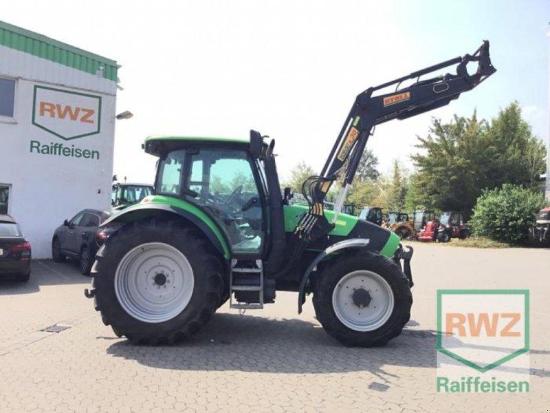 Traktor des Typs Deutz-Fahr Agrotron K110, Gebrauchtmaschine in Kruft (Bild 12)