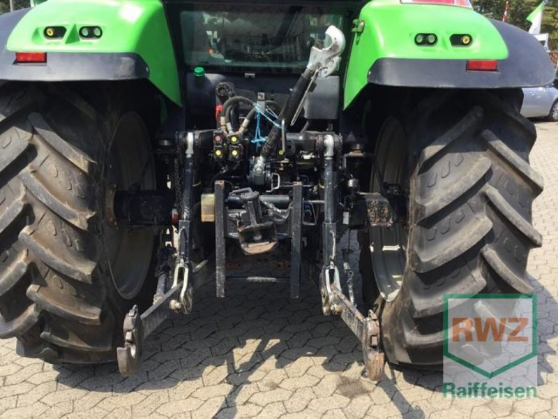 Traktor des Typs Deutz-Fahr Agrotron K110, Gebrauchtmaschine in Kruft (Bild 9)
