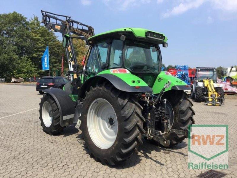 Traktor des Typs Deutz-Fahr Agrotron K110, Gebrauchtmaschine in Kruft (Bild 7)
