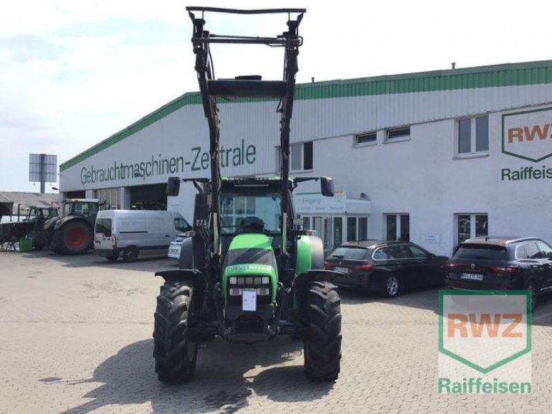 Traktor des Typs Deutz-Fahr Agrotron K110, Gebrauchtmaschine in Kruft (Bild 2)