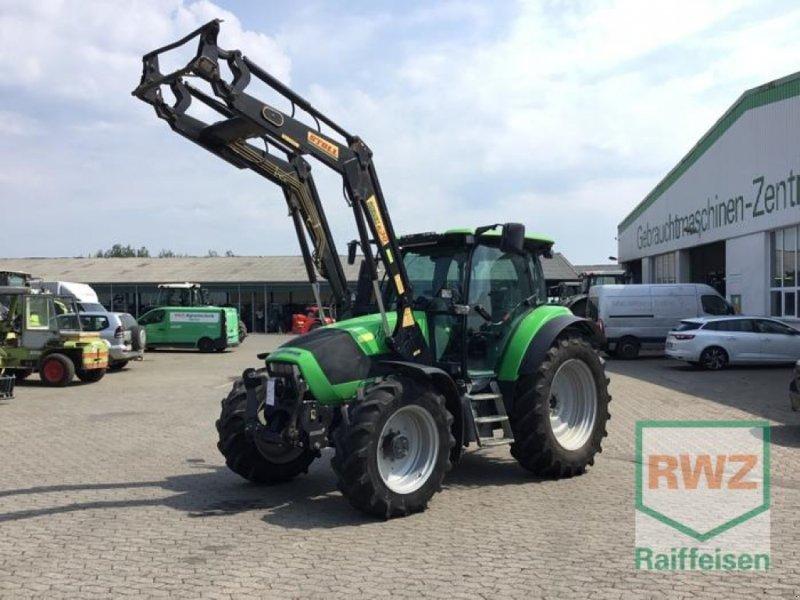 Traktor des Typs Deutz-Fahr Agrotron K110, Gebrauchtmaschine in Kruft (Bild 3)