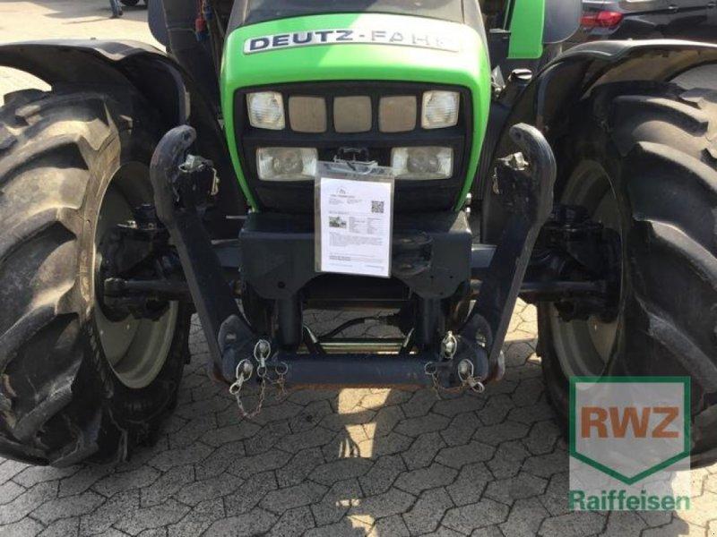 Traktor des Typs Deutz-Fahr Agrotron K110, Gebrauchtmaschine in Kruft (Bild 4)