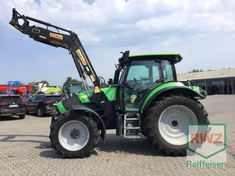 Traktor des Typs Deutz-Fahr Agrotron K110, Gebrauchtmaschine in Kruft (Bild 6)