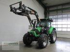 Traktor des Typs Deutz-Fahr Agrotron K120 in Bad Wildungen-Wega