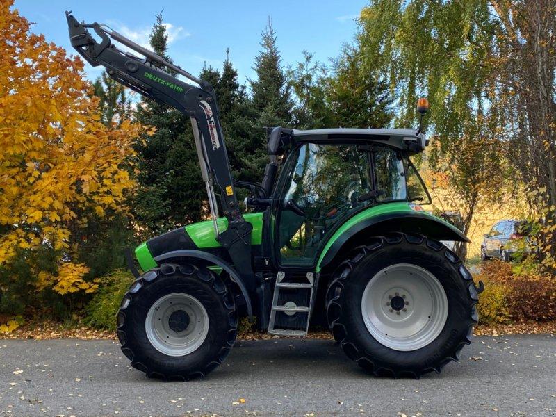 Traktor tipa Deutz-Fahr Agrotron K410 Schlepper Frontlader, Gebrauchtmaschine u Leingarten (Slika 1)