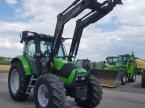 Traktor des Typs Deutz-Fahr AGROTRON K410 in Essen