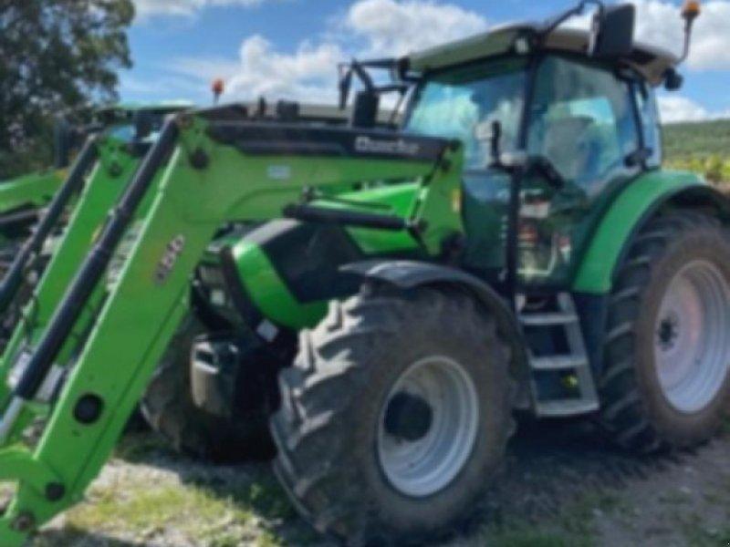 Traktor типа Deutz-Fahr agrotron k420, Gebrauchtmaschine в FOREST SAINT JULIEN (Фотография 1)